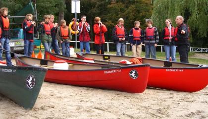 Vereinsfahrt – Jugenddorf am Ruppiner See