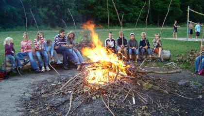 Klassenfahrt – Jugenddorf am Ruppiner See