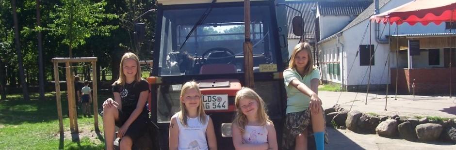 Tagesfahrt zum Kinderbauernhof Gussow