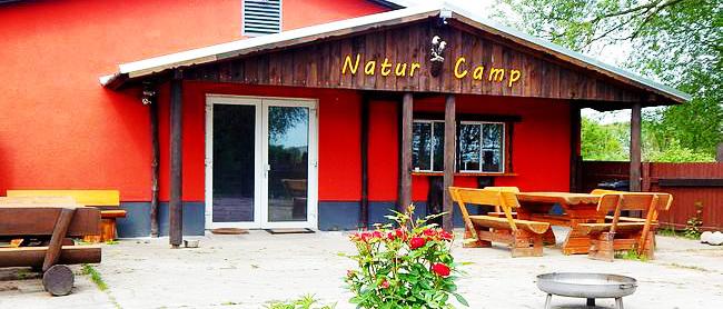 Kitafahrt – Naturcamp am See