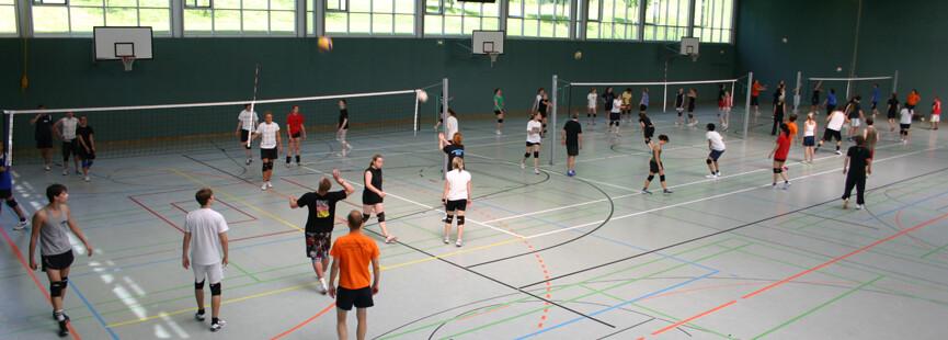 Vereinsfahrt zur Sportschule Osterburg