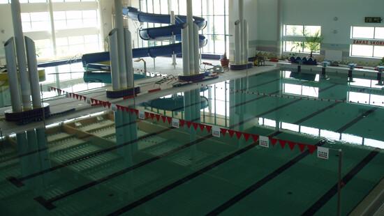 Vereinsfahrt zum Sportkomplex ROKITA
