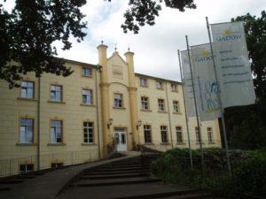 Klassenfahrt – Schloss Gadow