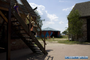 Klassenfahrt – Kinderbauernhof Erkner