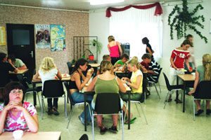 Klassenfahrt – Ferienland Trassenheide